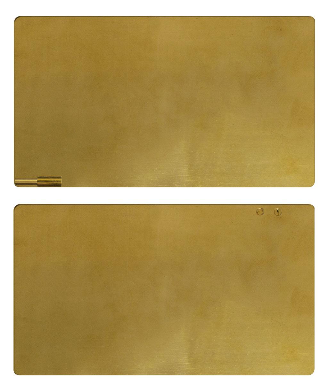 Электрод плоский ручной №1 (комплект)