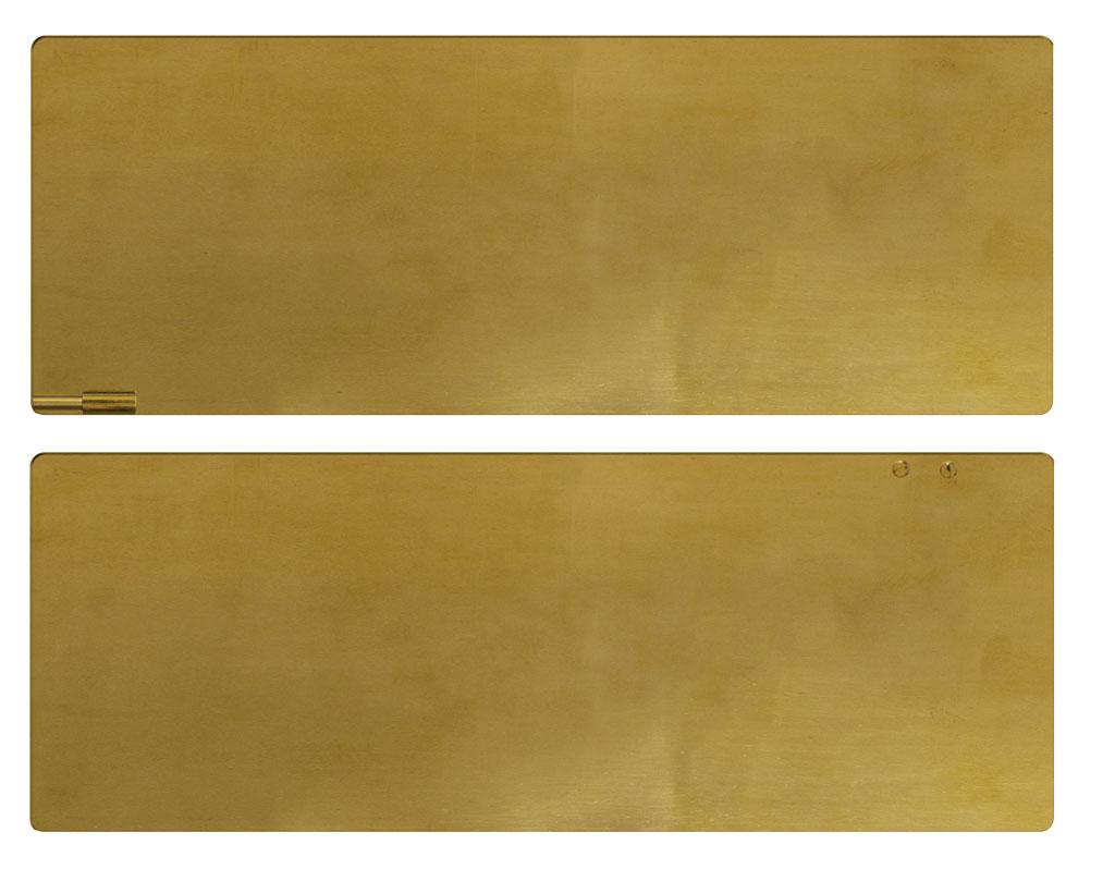 Электрод плоский ножной №2 (комплект)