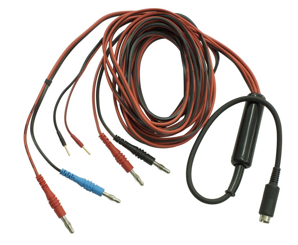 Кабель для подключения электродов
